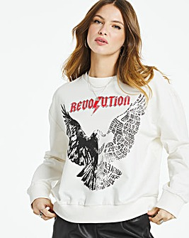 Religion Inconceivable Sweat Top