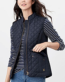 Joules Minx Quilted Gillet