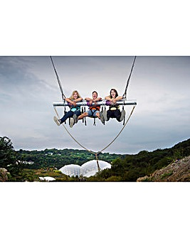 5 Hangloose Activities, The Eden Project