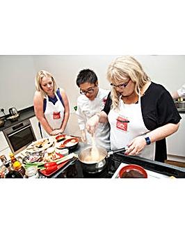 Evening Oriental Cookery Class