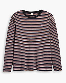 Levi's Long Sleeve Baby T Shirt