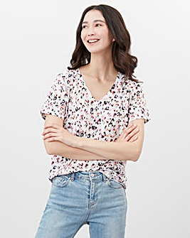 Joules V Neck Tee