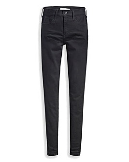 Levi's High Rise Super Skinny Jeans