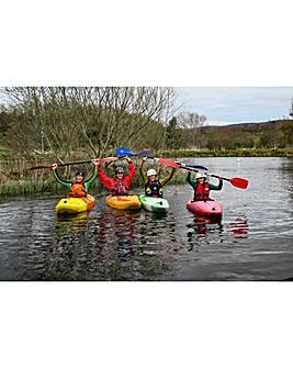Cairngorms National Park Kayaking for 2