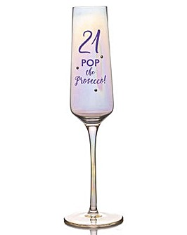 LUSTRE PROSECCO GLASS - 21