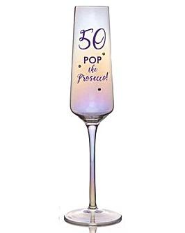 LUSTRE PROSECCO GLASS - 50