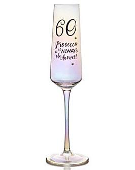 LUSTRE PROSECCO GLASS - 60