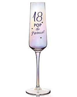 LUSTRE PROSECCO GLASS - 18