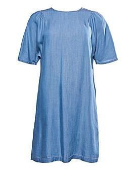 Superdry Tencel T Shirt Dress