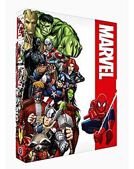 Marvel 3 Book Story Slipcase
