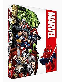 Marvel 3 Book Story Slipcase