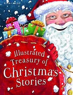 Illustrated Christmas Stories Book