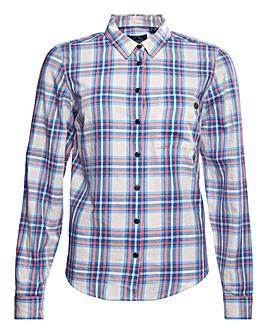 Superdry Lightweight Check Shirt