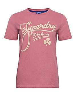 Superdry Workwear Graphic T-Shirt