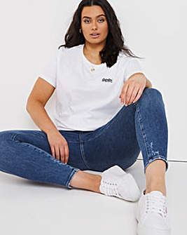 Superdry High Rise Skinny Jean