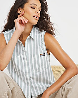 Superdry Sleeveless Shirt