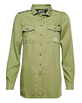 Superdry Military Long Shirt