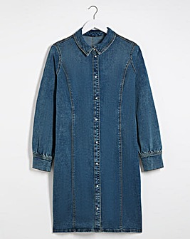 Vero Moda Polena Denim Dress
