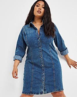 Vero Moda Polena Denim Dress