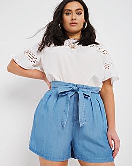 Vero Moda Akela Paperbag Shorts
