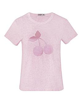 Cath Kidston Cherry T-Shirt
