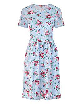Cath Kidston Short Sleeve Jersey Dress