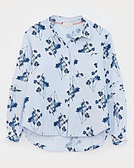 White Stuff Blue Skies Shirt