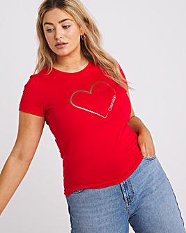 Calvin Klein Valentines Slim Fit Tee