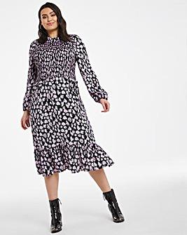 Vero Moda Smock Midi Dress