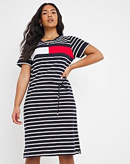 Tommy Hilfiger Regular T Shirt Dress