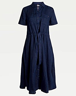 Tommy Hilfiger Linen Dress