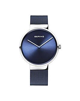 Bering Unisex Mesh Bracelet Watch
