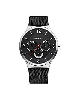 Bering Gents Mesh Bracelet Watch