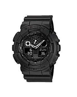 Casio Gents G-Shock Alarm Chronograph Watch