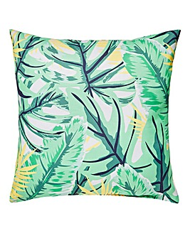 Leaves Outdoor Cushion