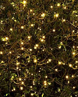 NOMA Set 100 Solar Warm White LED Lights