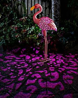 Smart Garden Solar Silhouette Flamingo