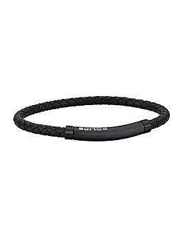 Police Black Bracelet