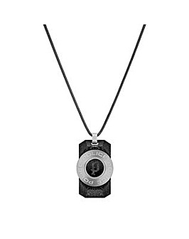 Police Pendant with Chain