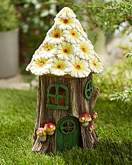 Daisy Fairy House Garden Light