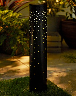 Starry Nights Garden Post Light
