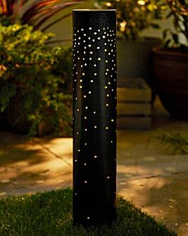 Starry Nights Garden Post Light