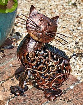 Smart Garden Solar Silhouette Cat
