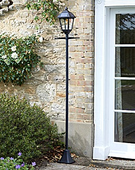 Victoriana Solar Lamp Post