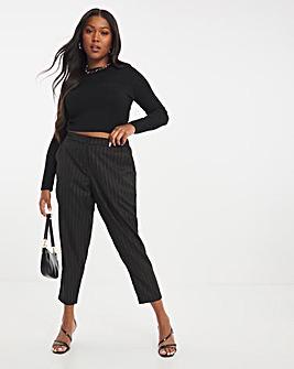 Glitter Pin Stripe Trouser