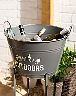 La Hacienda Party Bucket with Stand