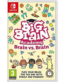 Big Brain Academy Brain vs Brain Switch