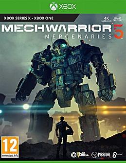 MechWarrior 5 Mercenaries Xbox
