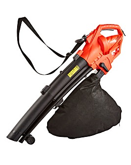 JDW 3000W 3 in 1 Leaf Blow/Vac