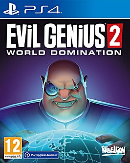 Evil Genius 2 World Domination PS4